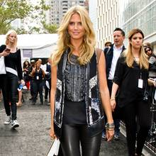 Fashionweek New York - Heidi Klum