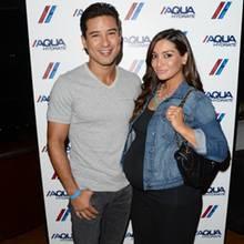 Mario und Courtney Lopez