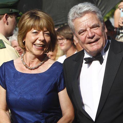Joachim Gauck, Daniela Schadt