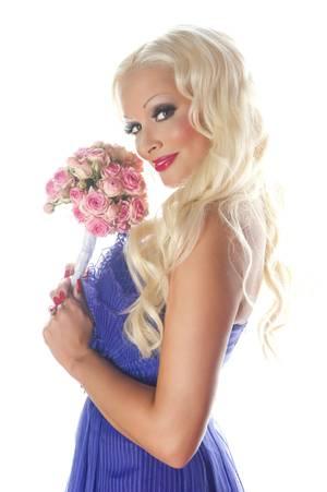 Für Kult-Blondine Daniela Katzenberger sind Hochzeiten ein richtiges Mädchenthema.