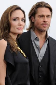 Angelina Jolie und Brad Pitt