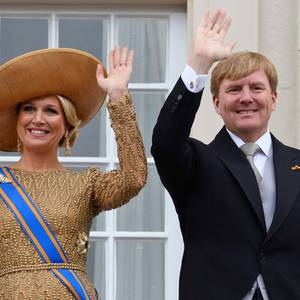 Königin Maxima und König Willem-Alexander