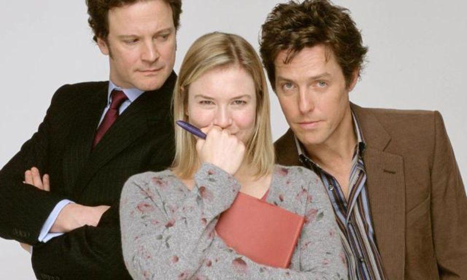Bridget Jones und ihre Männer: Daniel Cleaver und Mark Darcy stellen das Leben der tollpatschigen Londonerin gehörig auf den Kopf.