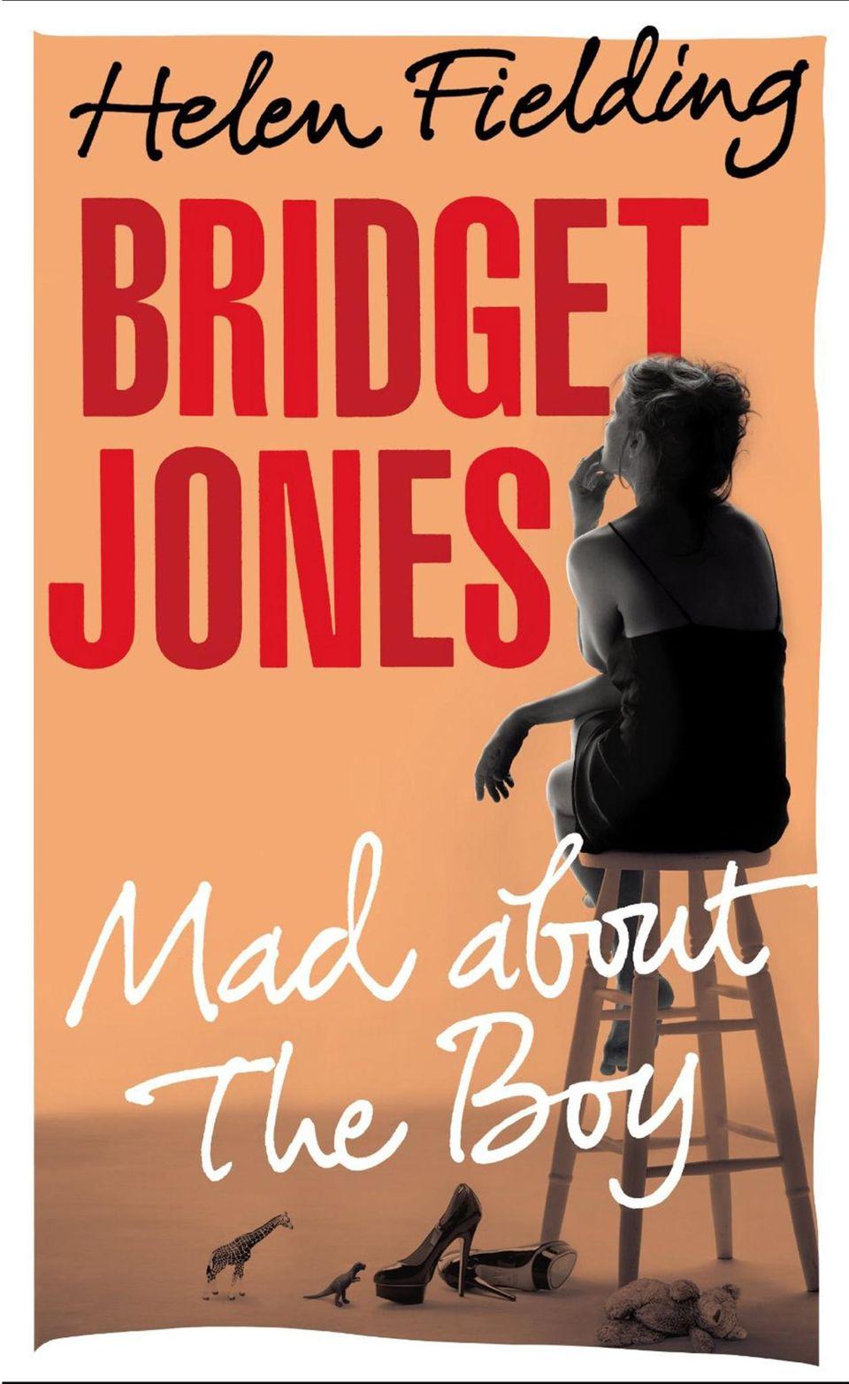 """""""Bridget Jones"""" im Mutterglück? Ein Baby von """"Marc Darcy""""? - Das Cover von """"Bridget Jones: Mad About the Boy"""" wirft viele Fragen auf."""