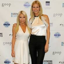 Tracy Anderson und Gwyneth Paltrow