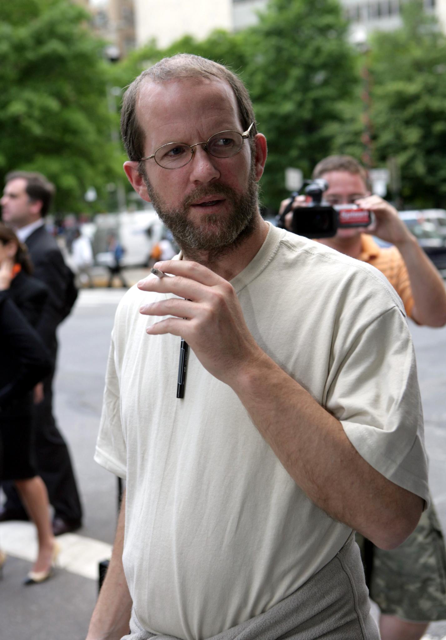 Unbelehrbar: Jack Jordan konnte trotz einer Bewährungsstrafe nicht von Uma Thurman lassen.