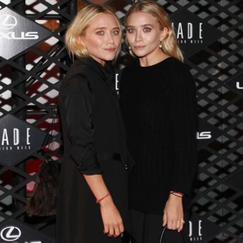 Mary-Kate Olsen und Ashley Olsen
