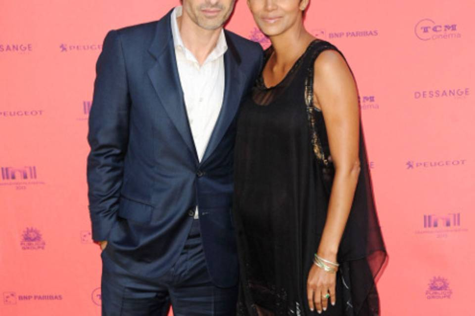 Halle Berry und Olivier Martinez