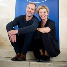Wolfram Koch und Margarita Broich
