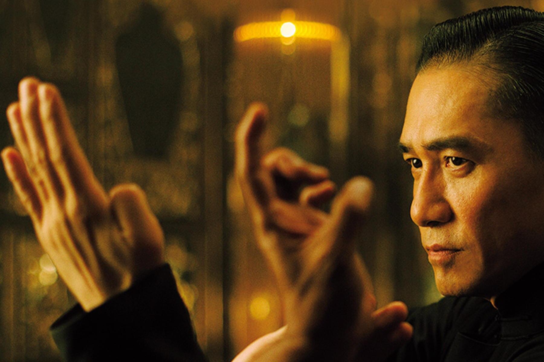 "Filmszene aus ""The Grandmaster"" von Regisseur Wong Kar-Wai."