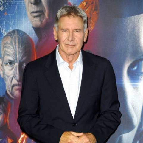Harrison Ford