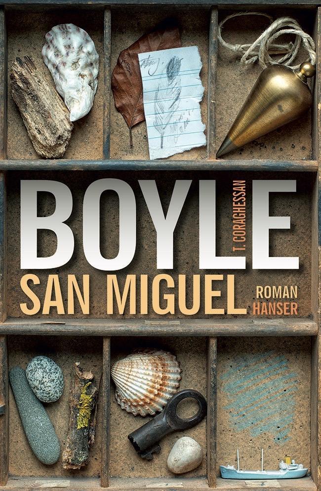 Einen wunderbaren Roman mit historischem Touch hat T. C. Boyle hingelegt: Seine Heldinnen Marantha, Edith und Elise leben auf dem unwirtlichen kalifornischen Eiland San Miguel und versuchen dort glücklich zu werden. Das gelingt nicht immer ... (Hanser, 448 S., 22,90 Euro).