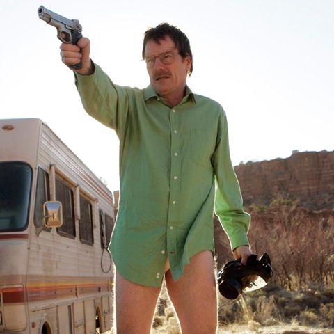 """Bryan Cranston als """"Walter White"""""""