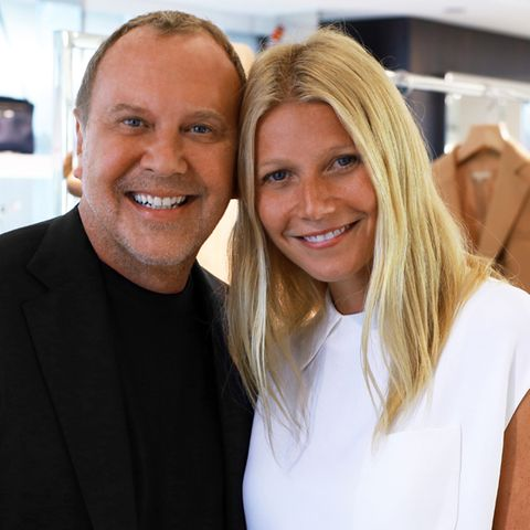 Michael Kors und Gwyneth Paltrow