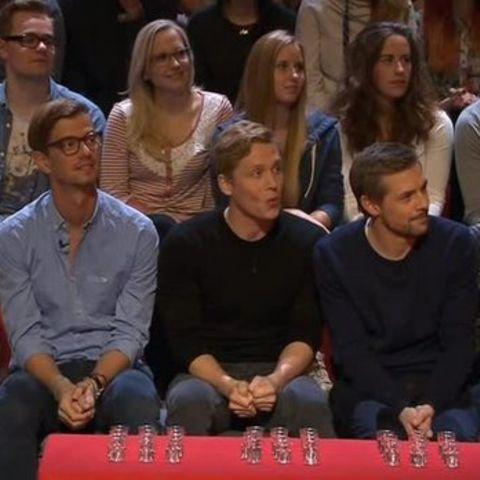 Matthias Schweighöfer: Angeschwipst bei Joko und Klaas