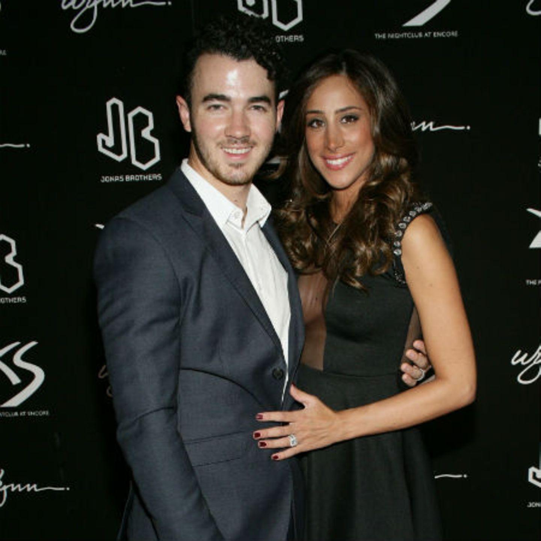 Kevin und Danielle Jonas