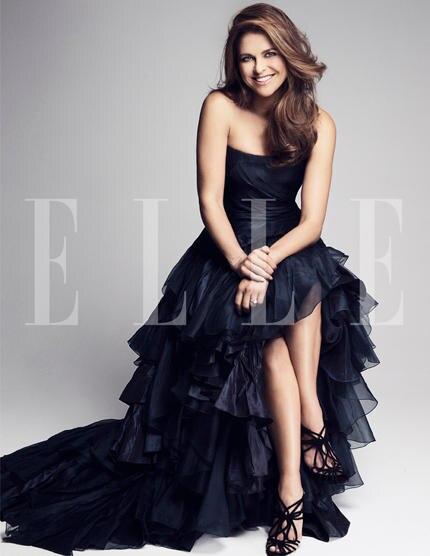 """Handout der schwedischen """"Elle"""" zur Bewerbung ihrer November-2013-Ausgabe mit Prinzessin Madeleine"""