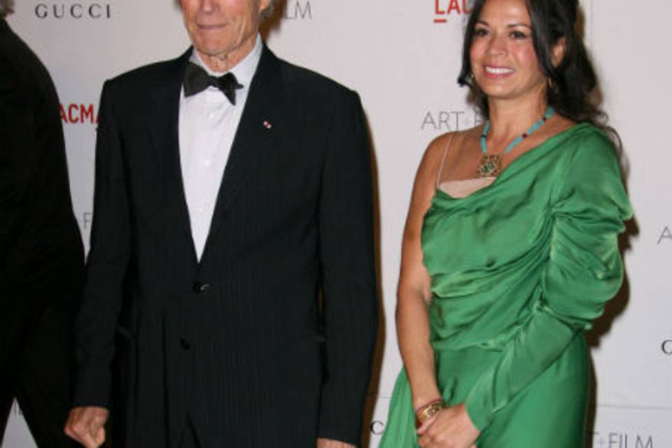 Clint Eastwood und Dina