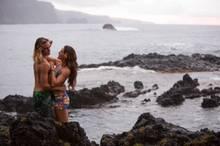 Die raue Seite Hawaiis: Felsige Küsten und wilde Strömung