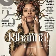 Rihanna auf GQ-Cover