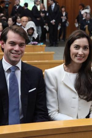 Prinz Félix, Claire Lademacher