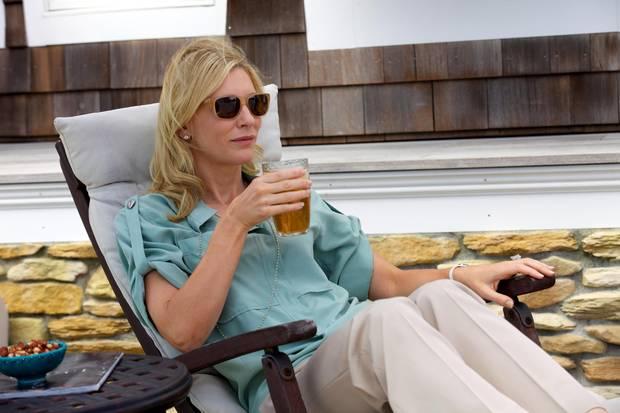 Blanchett in einer Szene des Dramoletts.