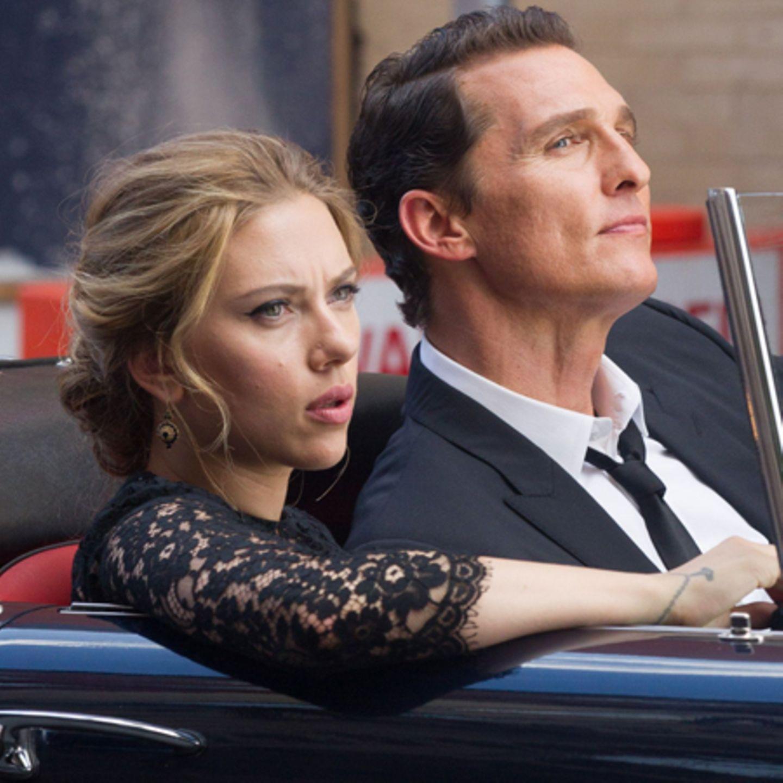 Scarlett Johansson und Matthew McConaughey