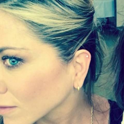 Jennifer Aniston + Gucci Westman