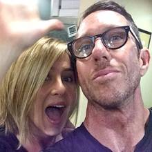 Jennifer Aniston + Chris McMillan