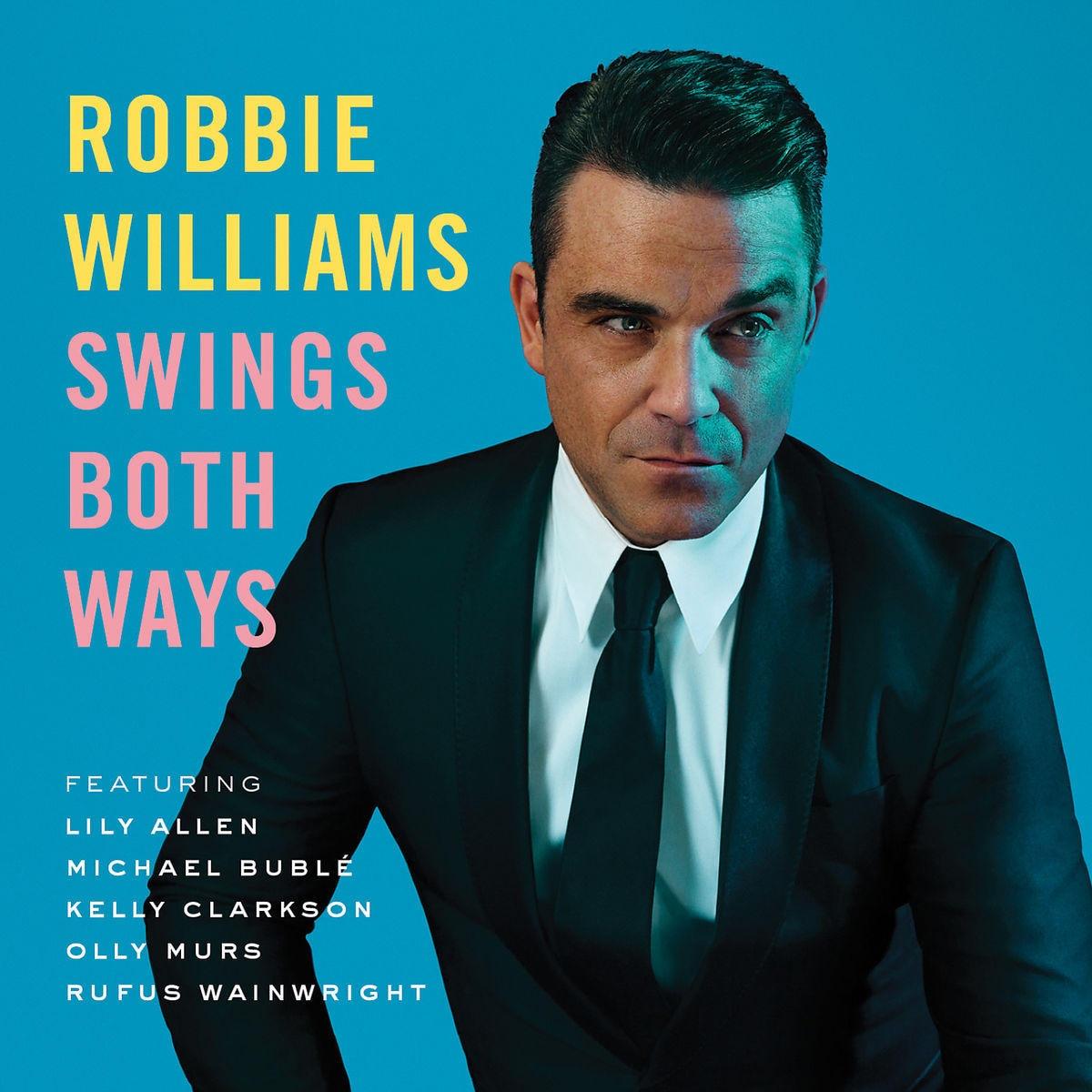 """Die neue Platte: Auf """"Swings Both Ways"""" covert Williams Swing-Klassiker und liefert dazu noch sechs neue Songs ab. Macht irre viel Spaß!"""