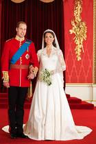 Prinz William und Herzogin Catherine haben am 29. April 2011 geheiratet.