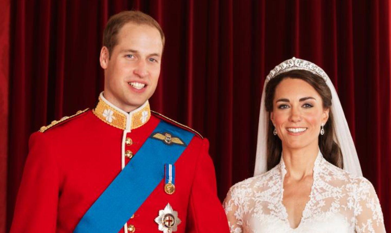 Prinz William und Herzogin Catherine haben am 29. April 2011 geheiratet.
