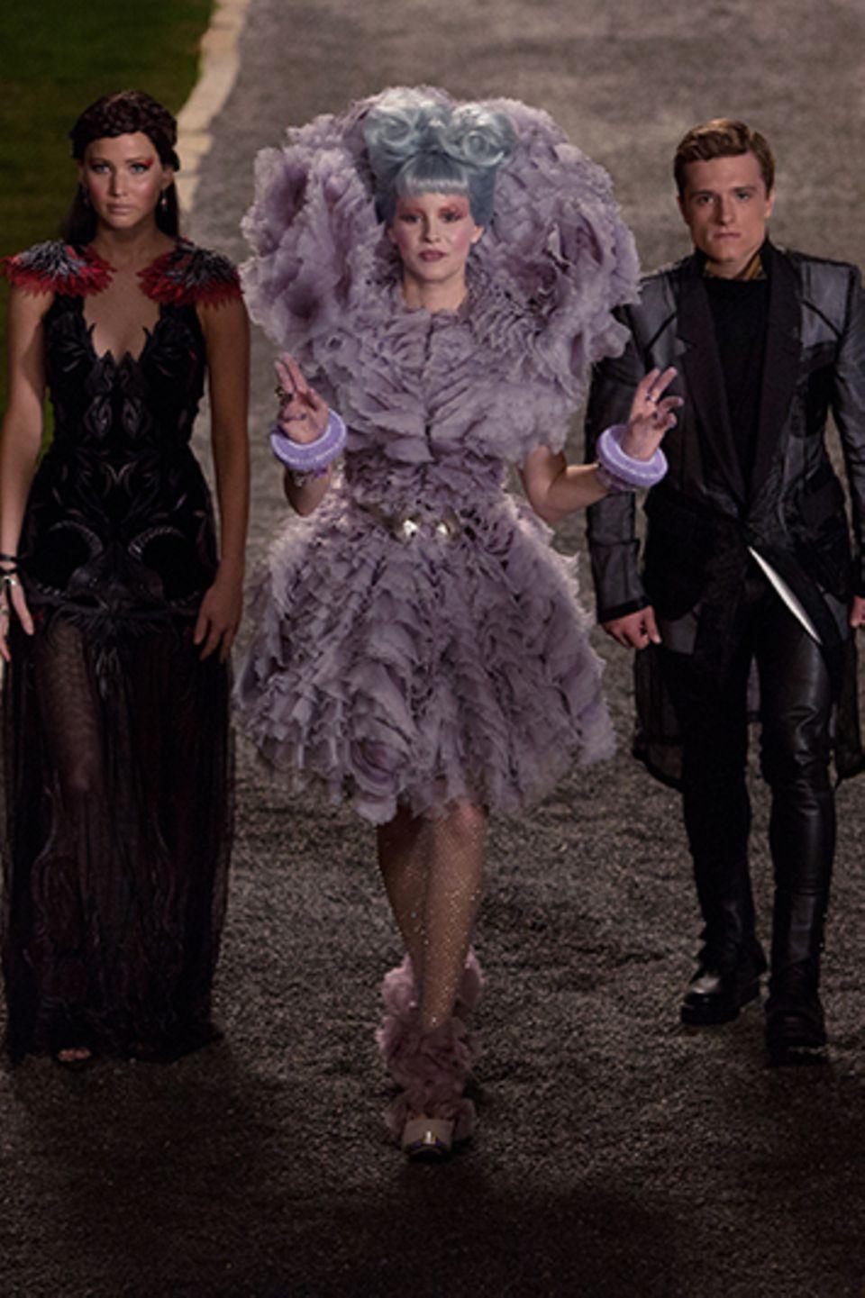 Jennifer Lawrence, Elizabeth Banks, Josh Hutcherson