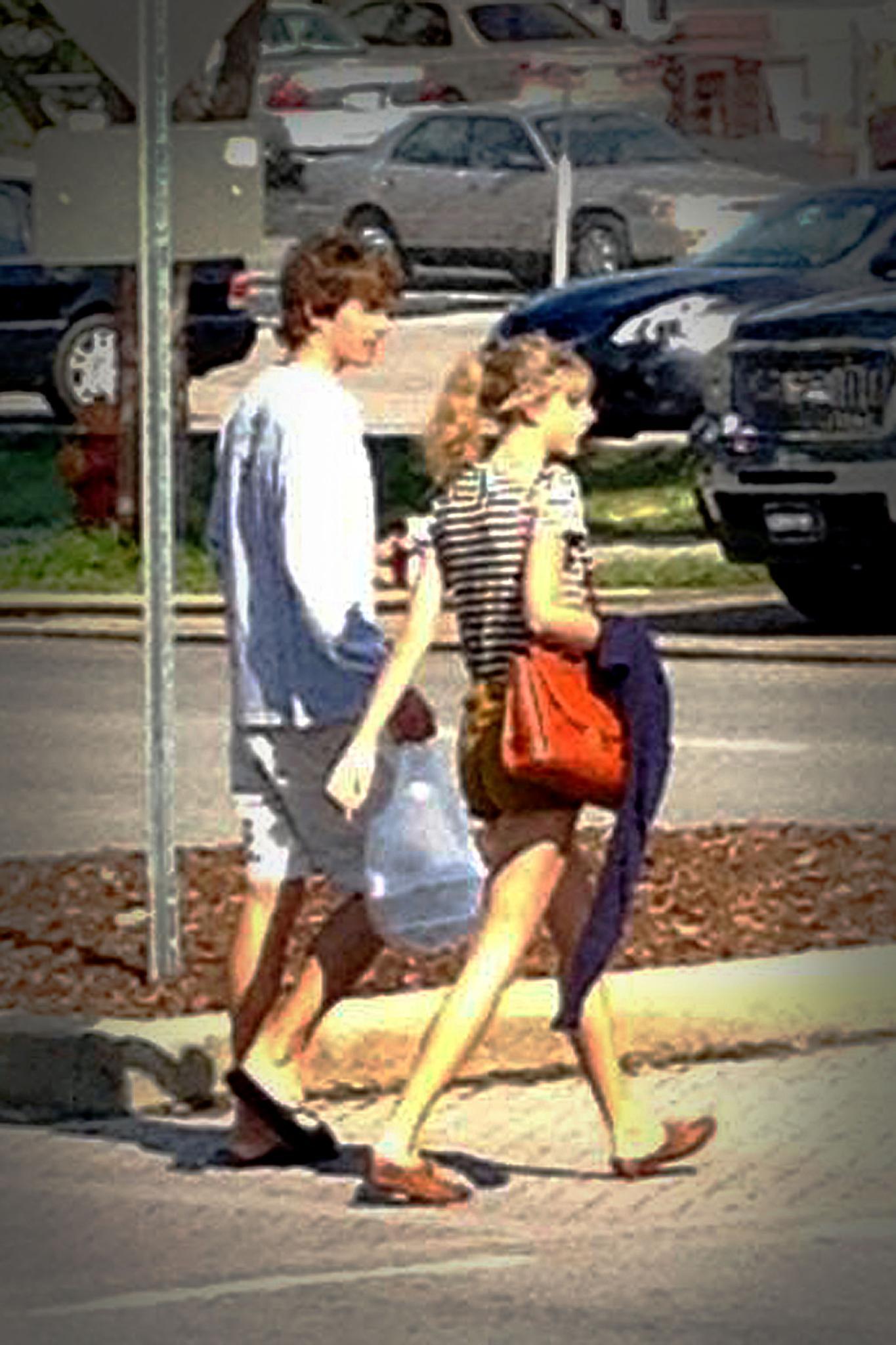Sommerliebe: Taylor Swift und Conor Kennedy, Sohn von Robert