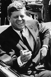 John F. Kennedy, Jackie Kennedy