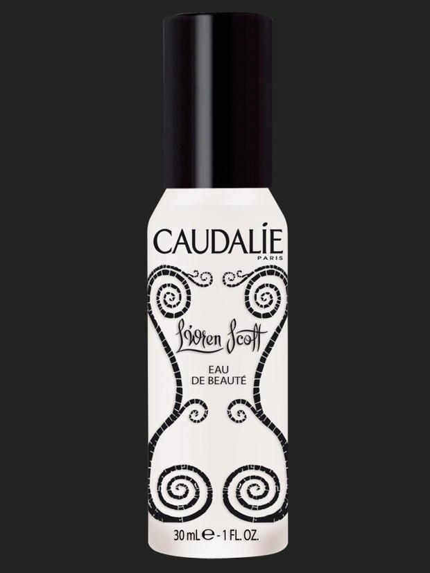 """Halb Serum, halb Gesichtstonic, mit natürlichem Traubenextrakt: """"Eau de Beauté – L'Wren Scott Edition"""", 100 ml, ca. 30 Euro, nur in Apotheken"""