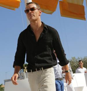 Cooler Typ, aber keine Zeit für die Liebe: Filmstar Michael Fassbender.