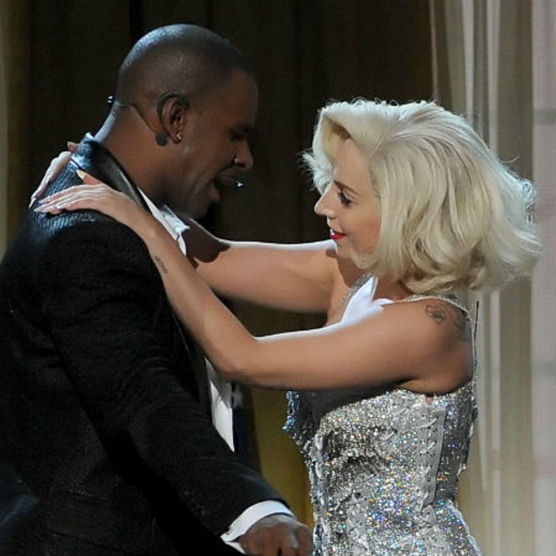 R. Kelly und Lady Gaga