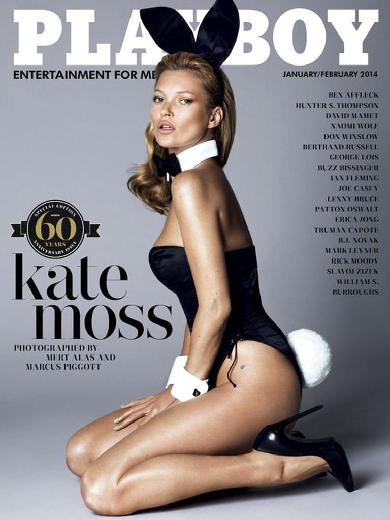 Kate Moss ziert die Jubiläumsausgabe zum 60. Geburtstag der Kult-Zeitschrift.