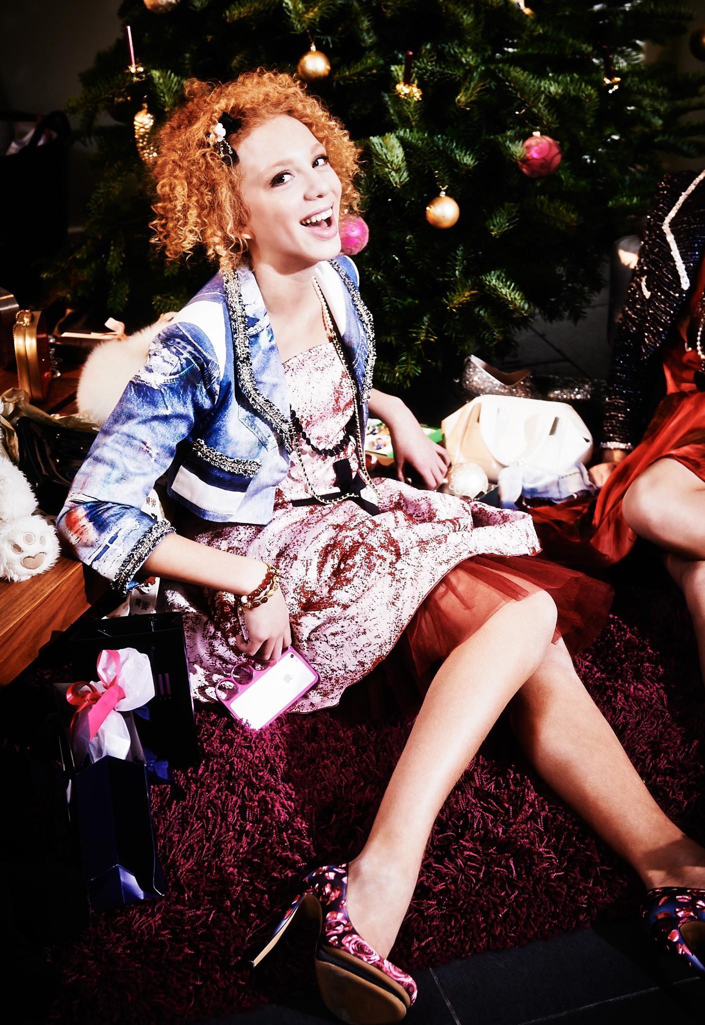 """""""Weihnachten ohne Tannenbaum? Das wäre für mich und meine Mama undenkbar!"""""""