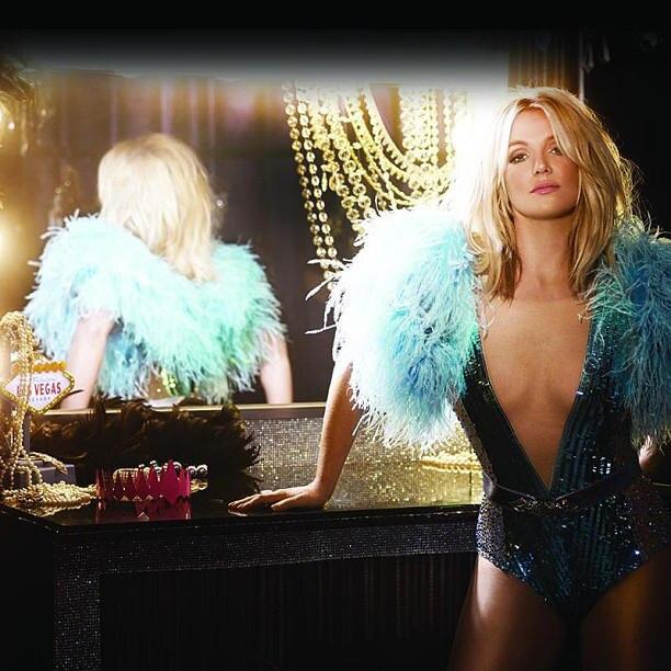 """Showtime! Vor wenigen Tagen erschien das neue Album """"Britney Jean"""", am 27. Dezember startet Britneys """"Piece Of Me""""-Show in Las Vegas."""