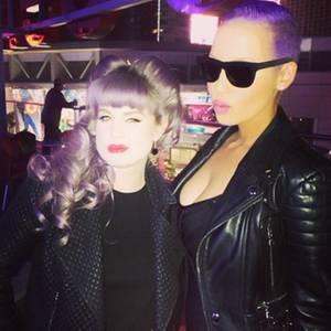 Kelly Osbourne und Amber Rose