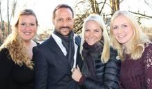 Prinz Haakon, Prinzessin Mette-Marit