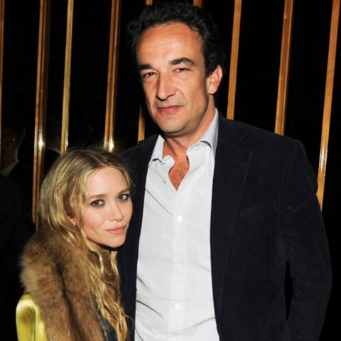 Olivier Sarkozy und Mary-Kate Olsen