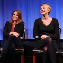Amy Adams und Jennifer Lawrence