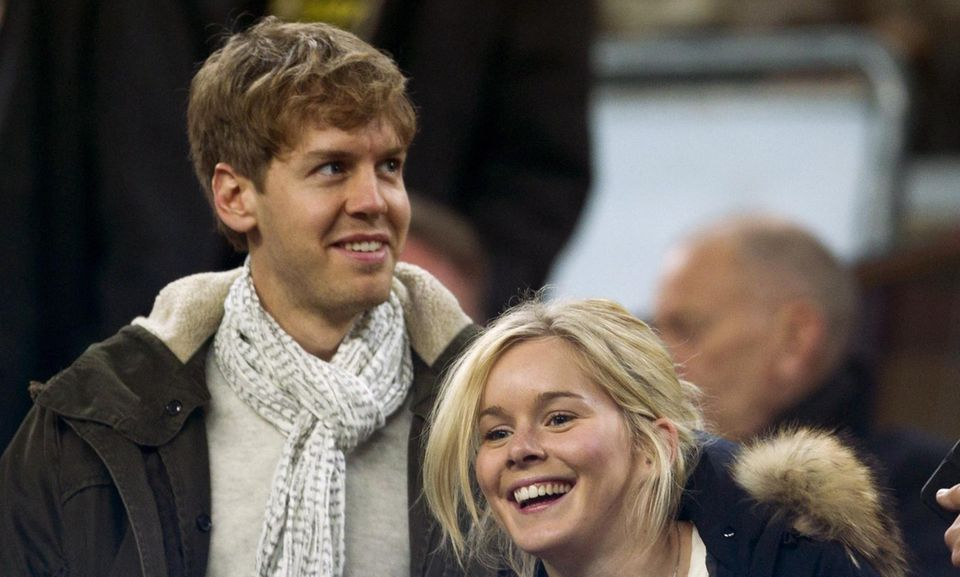 Sebastian Vettel, Hanna Prater