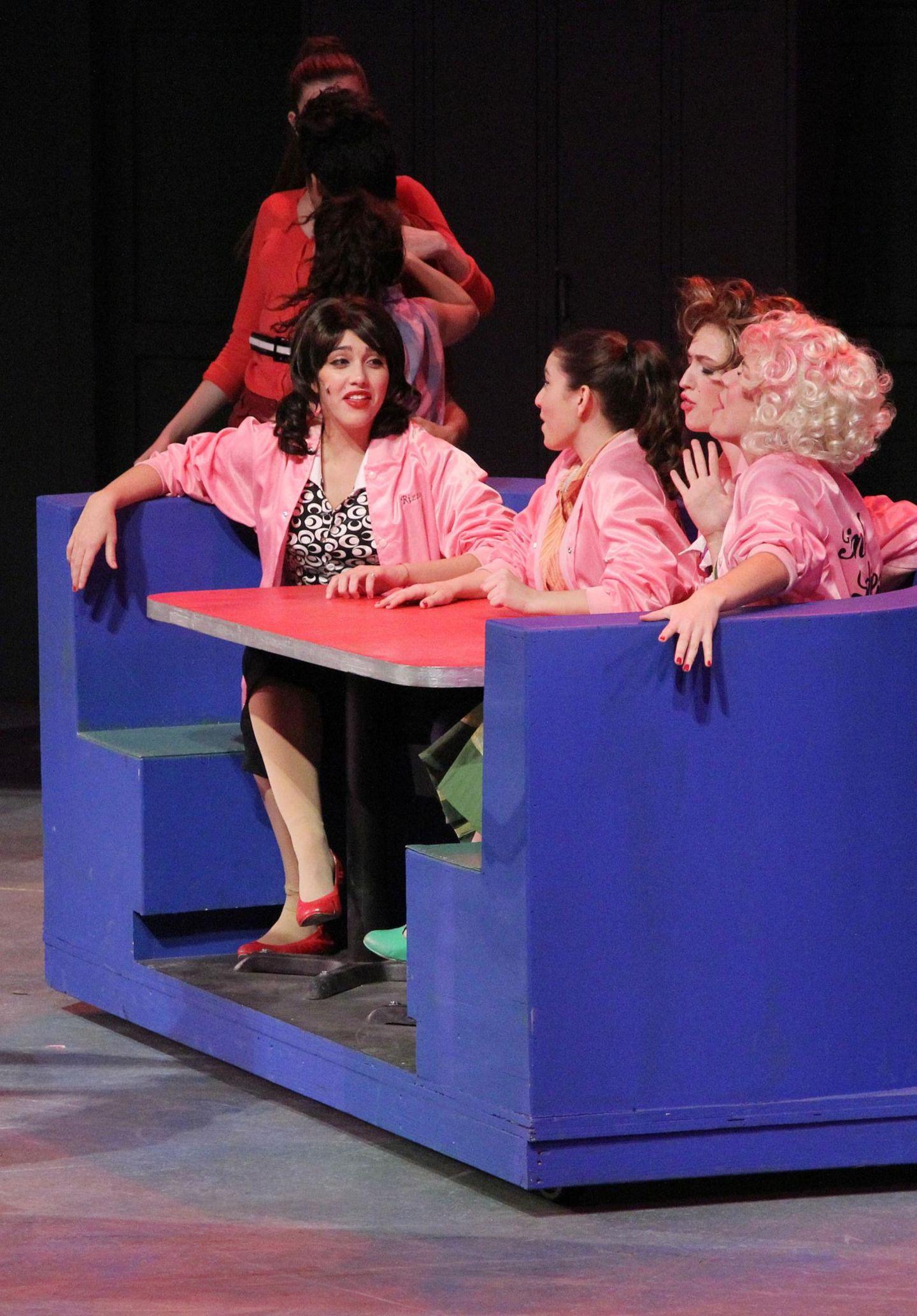 "Lourdes Leon in ""Grease"""