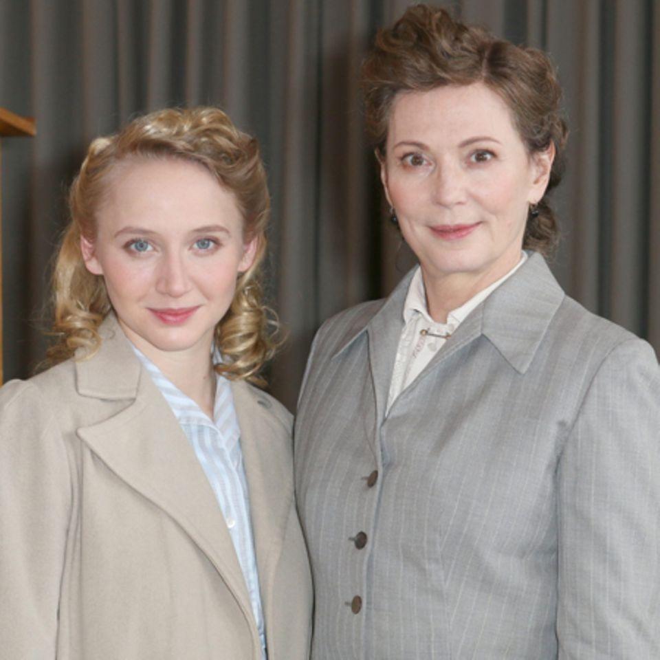 Iris Berben und Anna Maria Mühe