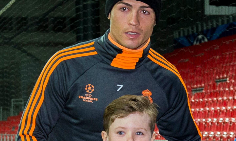 Cristiano Ronaldo, Prinz Christian