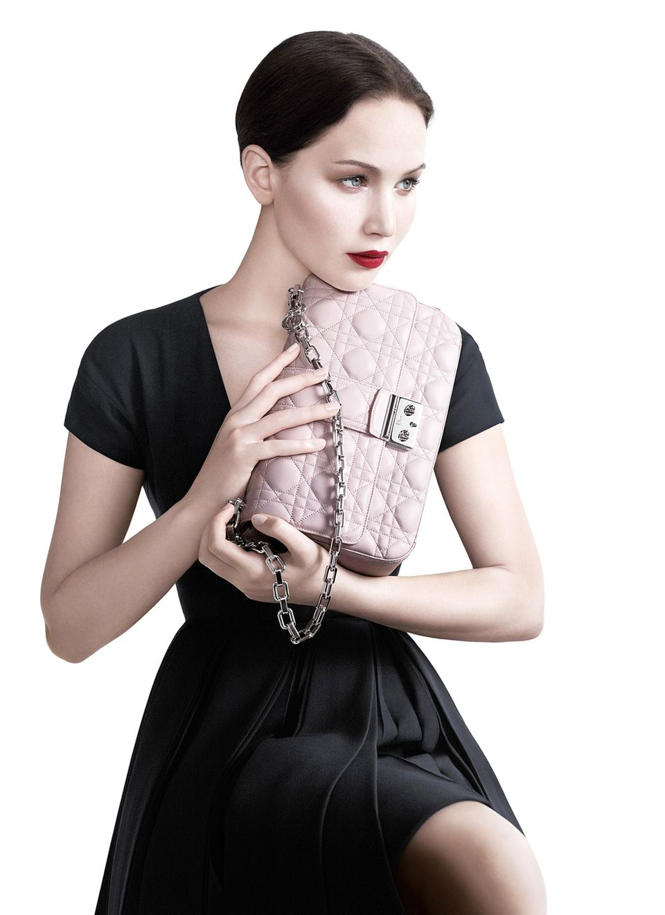 Jennifer Lawrence ist die neue Miss Dior.